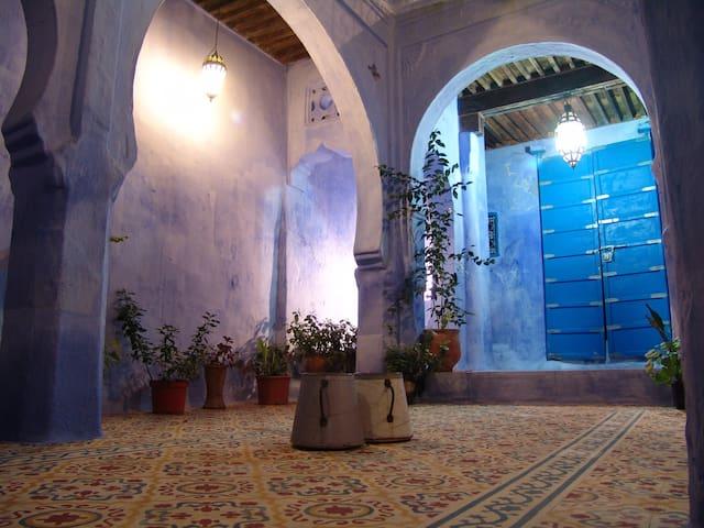 Antiguo Riad  bien restaurado
