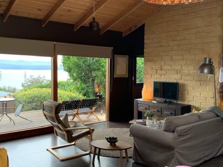 Adobe Abodes Honeymoon Cabin Views/Fireplace/Bfast