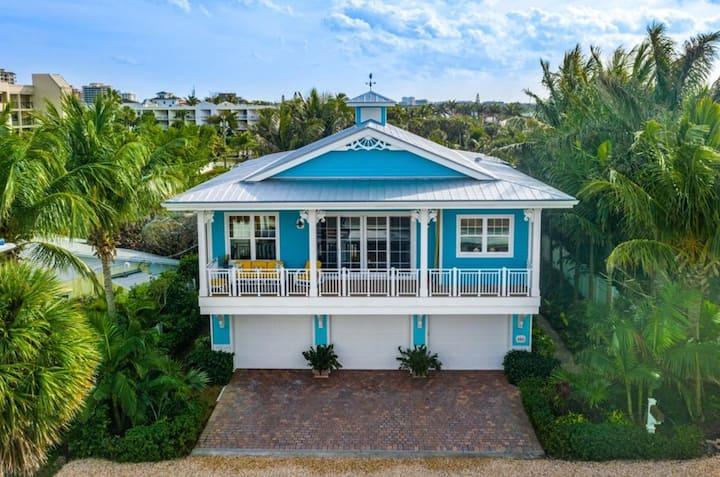 Steps to the Ocean-1bd/1ba Quiet Beach Cottage.