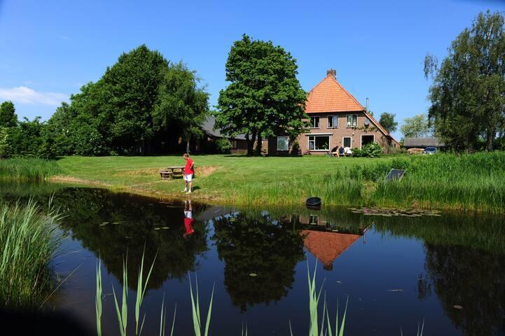 De Opkikker zakelijk - Giethoorn - Bed & Breakfast