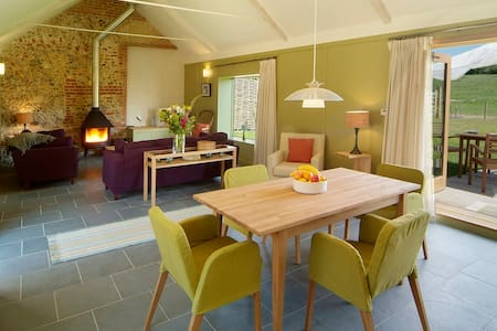 Cosy 2 bed cottage in idyllic spot - Norfolk