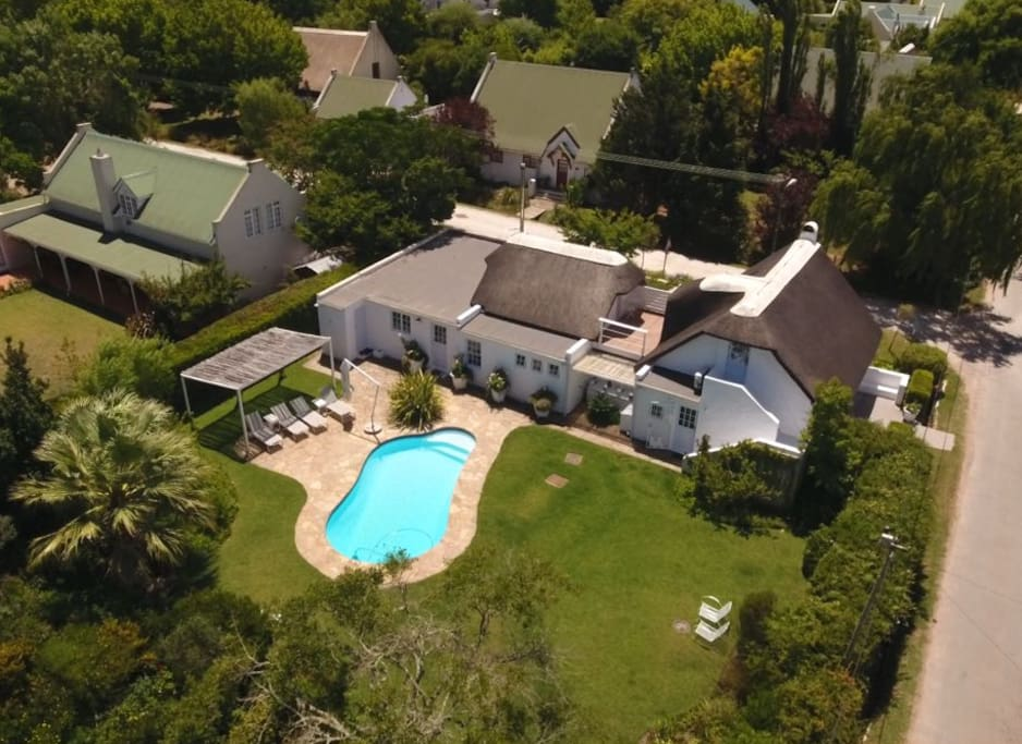 Birdsview Greyton Small House