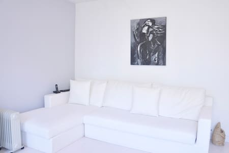 Sofa bed in Modern House - Stourbridge - 一軒家