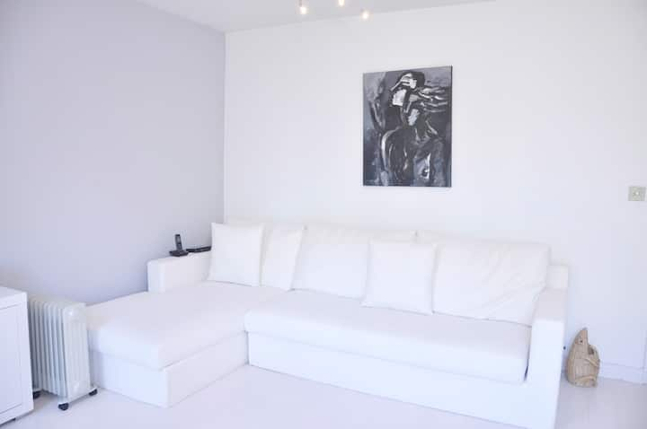 Sofa bed in Modern House