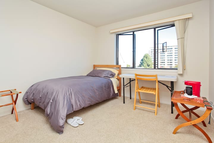 Room in Penthouse Condominium