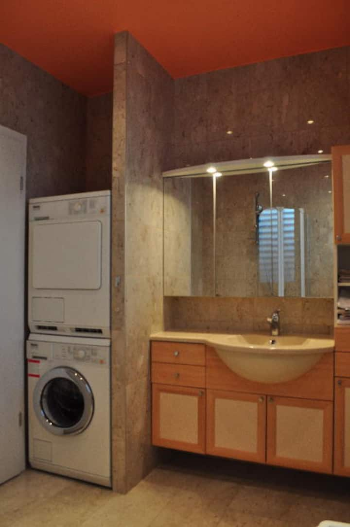 Gorgeos 2 bedroom flat in Lausanne