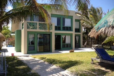 Casa de Suenos beachfront north - Xcalak - Daire