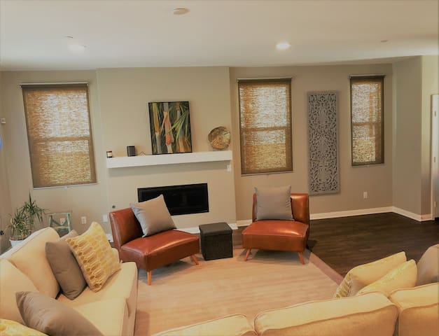 Private Master Suite - Extended stay professionals