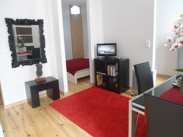 tranquility in downtown - Porto - Appartement