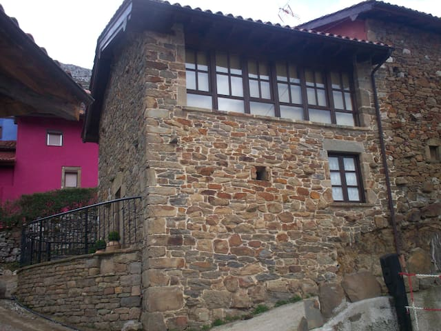 Country house in Prieres, Asturias - Prieres - Dům