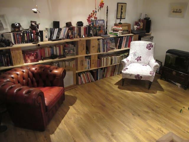 Maison style loft à 20mn de Paris - Crosne