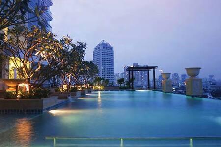 46th Skybar floor / studio 46 USD / check out 1pm - Bangkok