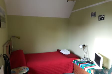 Quiet large single room 10' from Stevenage