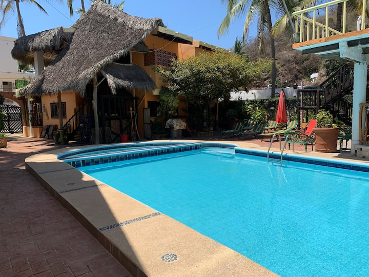 Villa tranquila en Nayarit