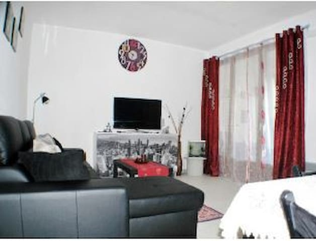 Appartement T2 paisible