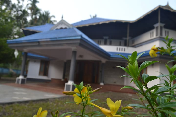 MOUNT VIEW ESTATE VILLA @ ATHIRAPPILLY