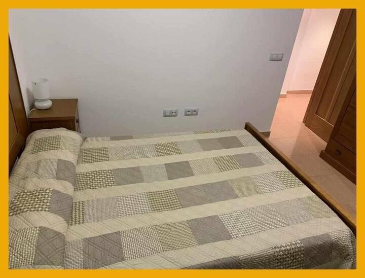 Apartamento con calefacción y wifi: Segeda