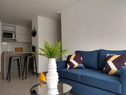 Apartamento privado con altura*Excelente Ubicación