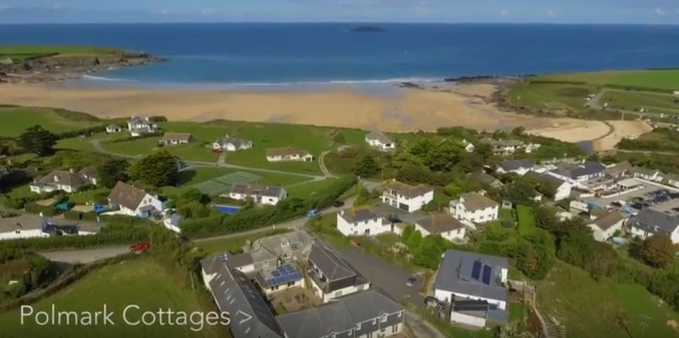 Kegyn, Polmark Beach Cottages