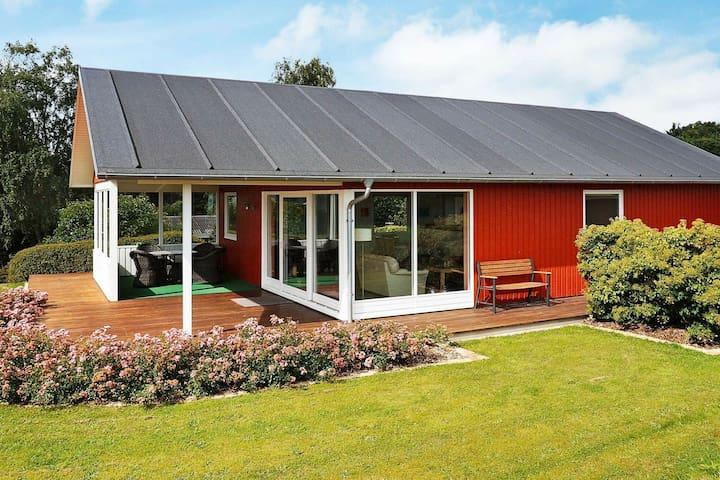 Stylish Holiday Home in Hejls near Sea