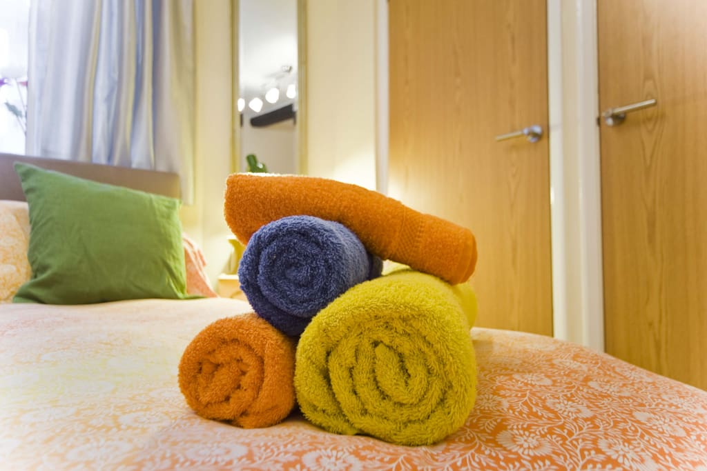 Guests Towels
