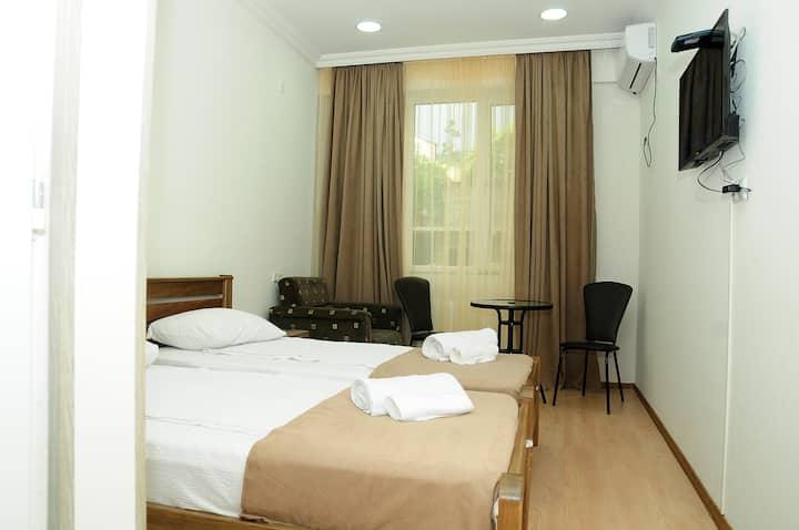 "Hotel ""Chino"". Room №1"