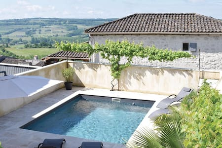Terraced house with 3 bedrooms on 180m² in Montpezat d'Agenais