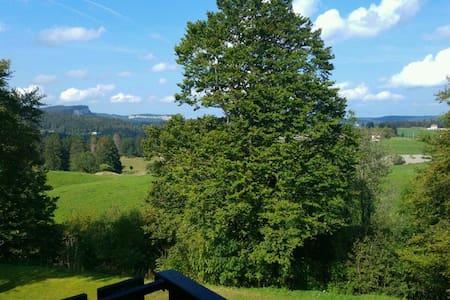 Découvrez le Haut Jura hiver & été - Les Rousses - Daire