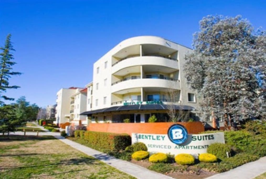 Welcome to the Bentley Suites - your home in the capital