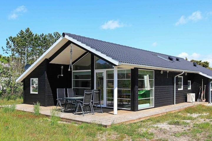 Acogedora casa de vacaciones en Zelanda cerca del mar