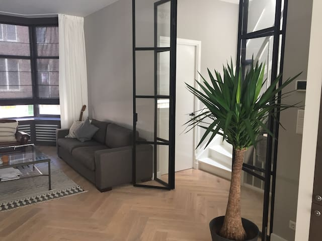 Brand new, light and spacious apartment