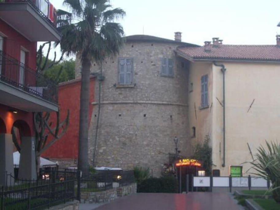 Il Bastione di Andora
