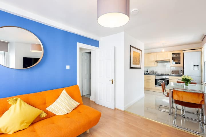 HEART OF SHOREDITCH STUNNING 1 BED APARTMENT