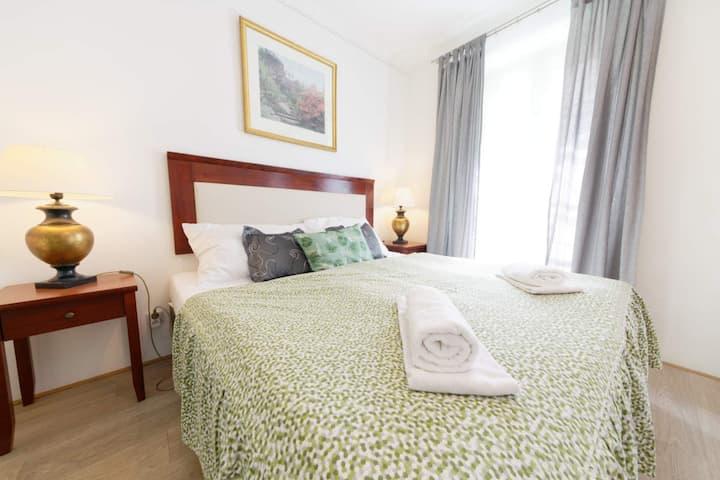 1.Nobles Apartments