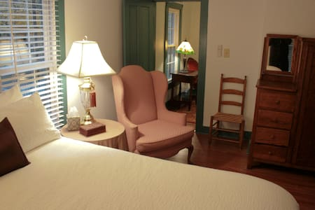 The Loft can accommodate 1-3 guests - Wilmore - Bed & Breakfast