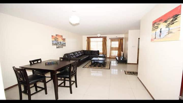3 Bedroom apartments in Nakuru, Milimani.