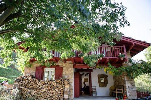 ❤ Authentique maison basque idéalement située ❤