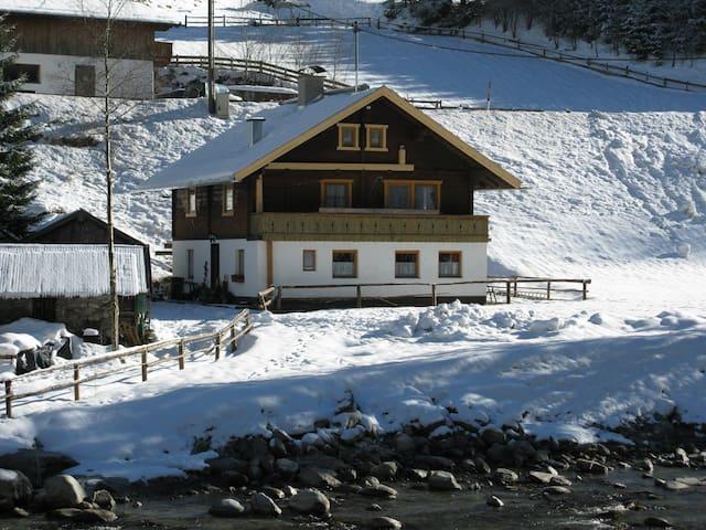 Haus Farm Eben - Mayrhofen - House