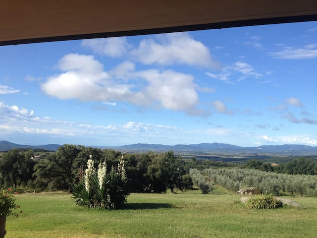 Casa Rinaldi - Sotto - Roccastrada