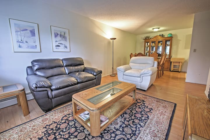 Cozy & Inviting 2BR Sparwood Condo - Sparwood