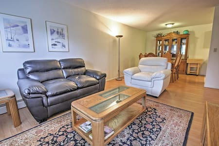 Cozy & Inviting 2BR Sparwood Condo - Sparwood - Appartement en résidence