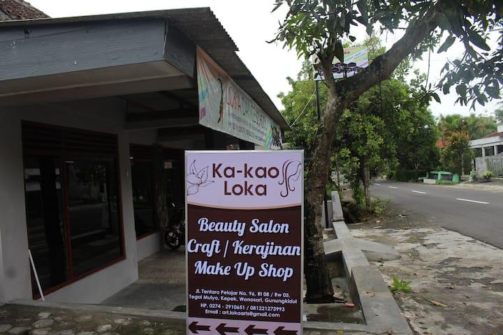 Loka Art Studio (wonosari, Gunungkidul)