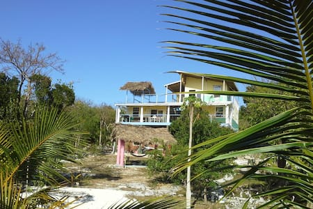 Fun Bahamian Tree House - Stella Maris - Szoba reggelivel
