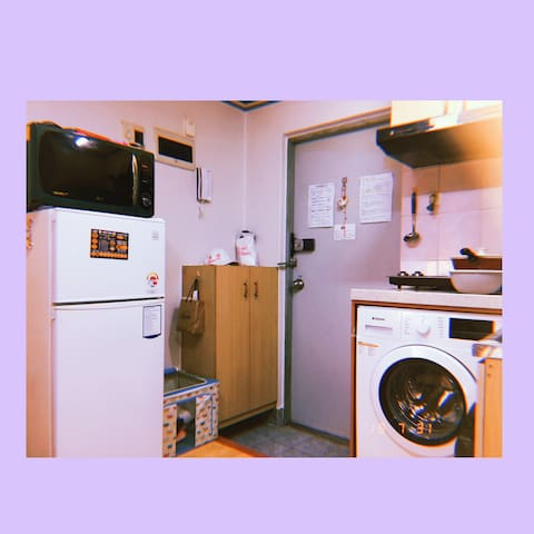 부산대학교 옆에방  釜山大学旁边的单人房子