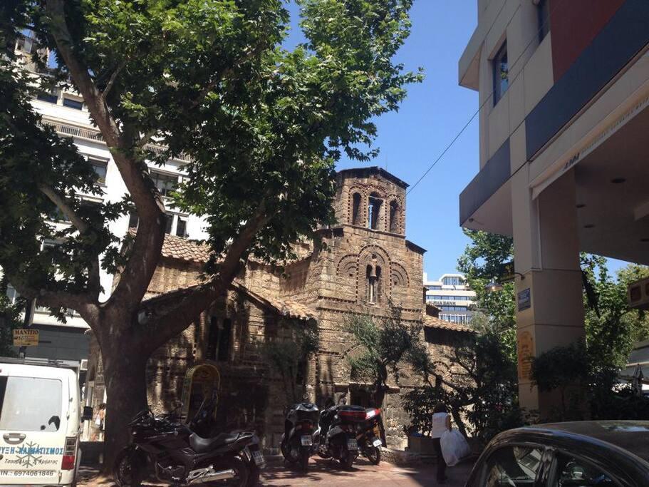 Agion Theodoron square