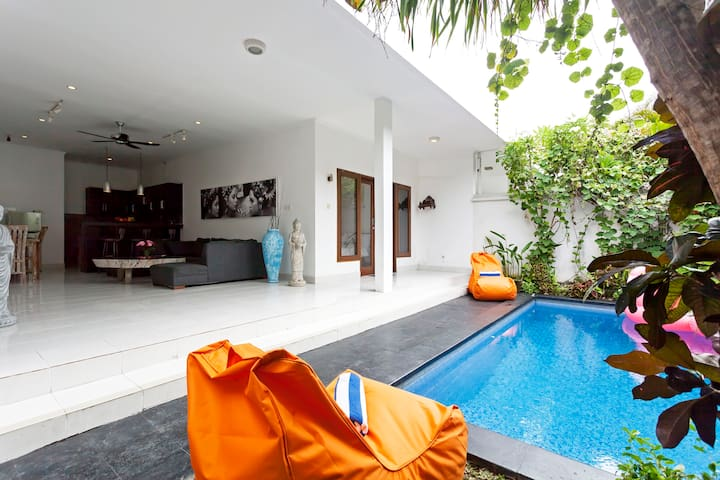 Villa charming 2 bedrooms in seminyak