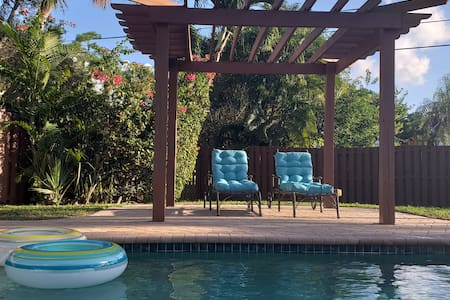 East Boca Gem: Close To Beaches/Universities