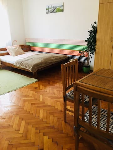 Lovely apartment for 2+1 in green area close to DT