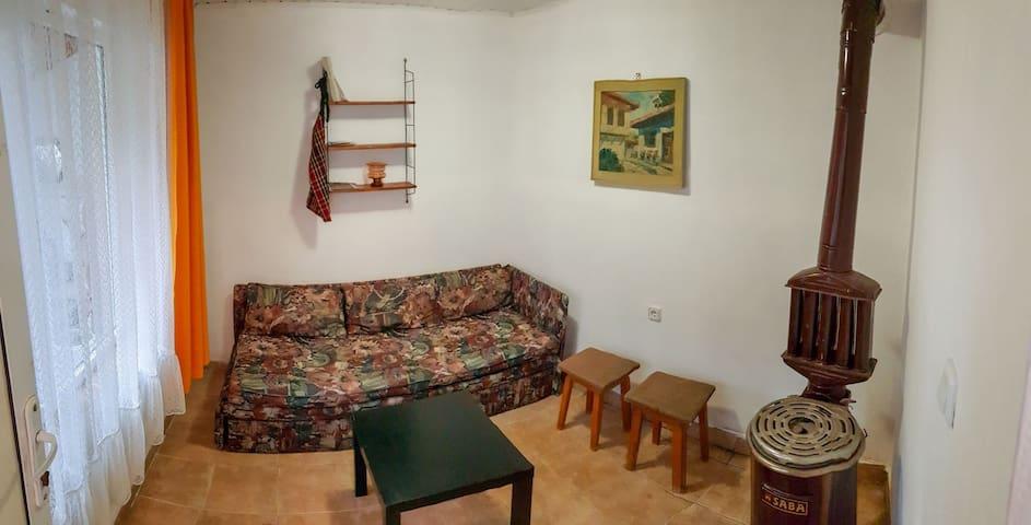 Stayko's room