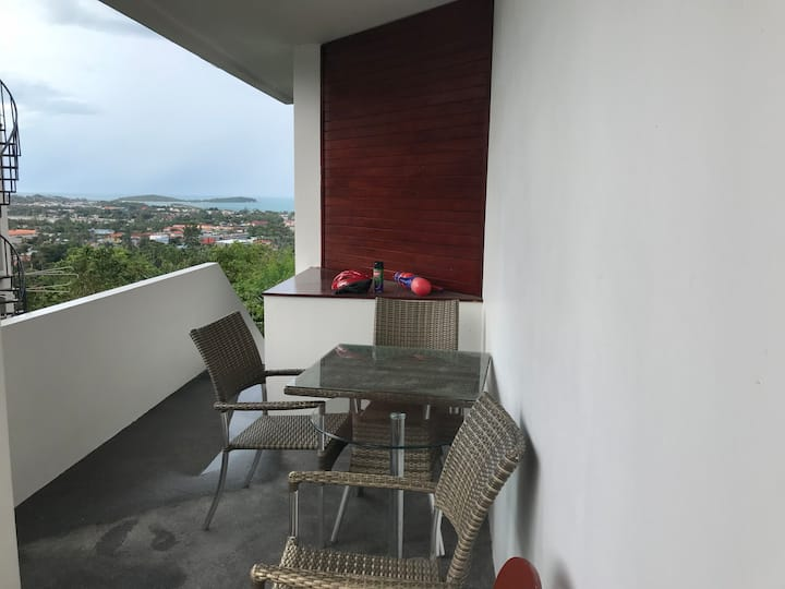 Chaweng Hill Cosy Studio Apartment
